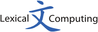 Lexical Computing logo